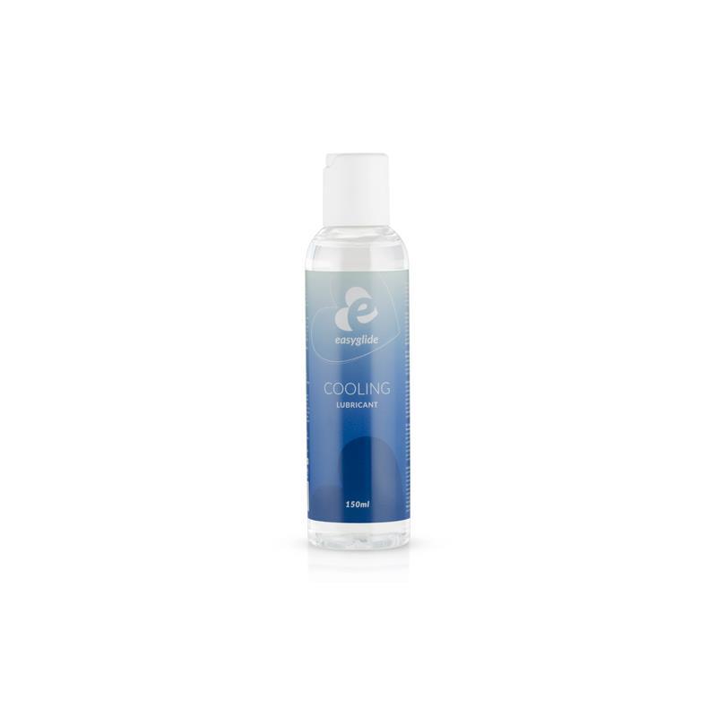 Lubricante Base Agua Efecto Frío 150 ml de EASYGLIDE #satisfactoys