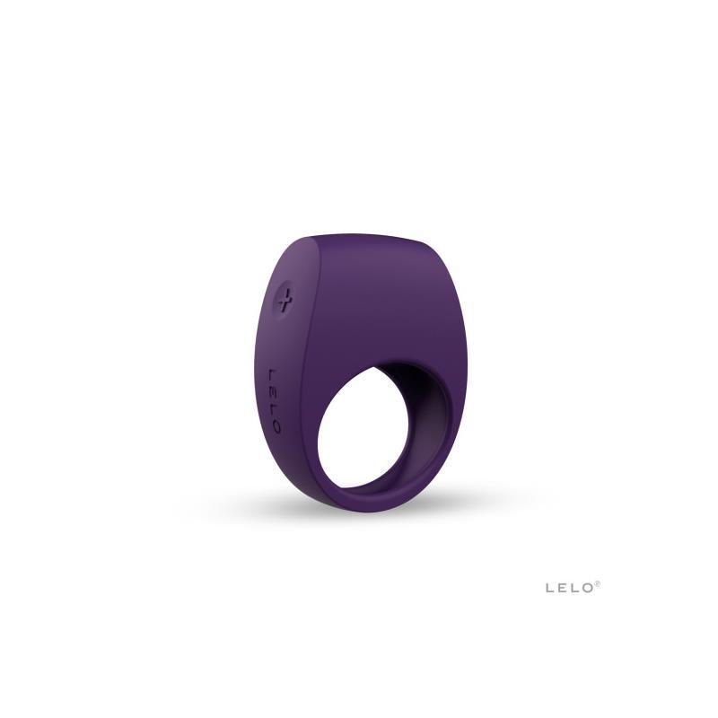 TOR 2 Anillo Vibrador Púrpura de LELO #satisfactoys