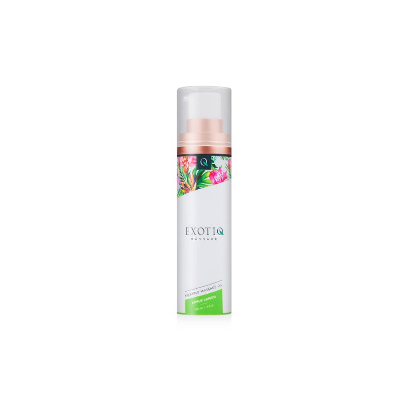 Spray de Masaje de Manzana y Limón - 100ml de EXOTIQ #satisfactoys