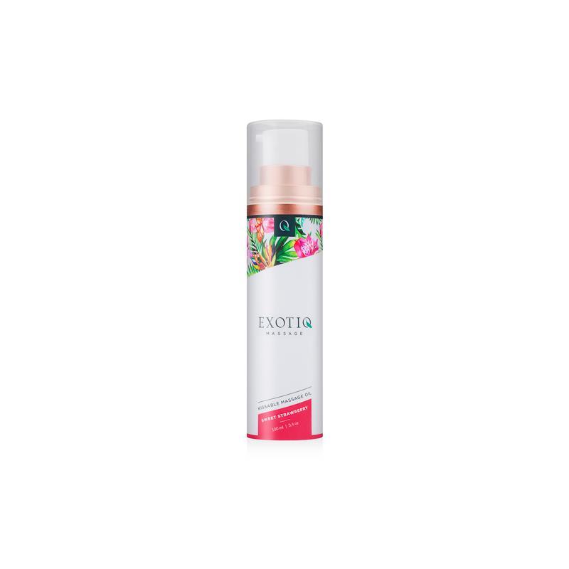 Massage Oil Sweet Strawberry - 100 ml