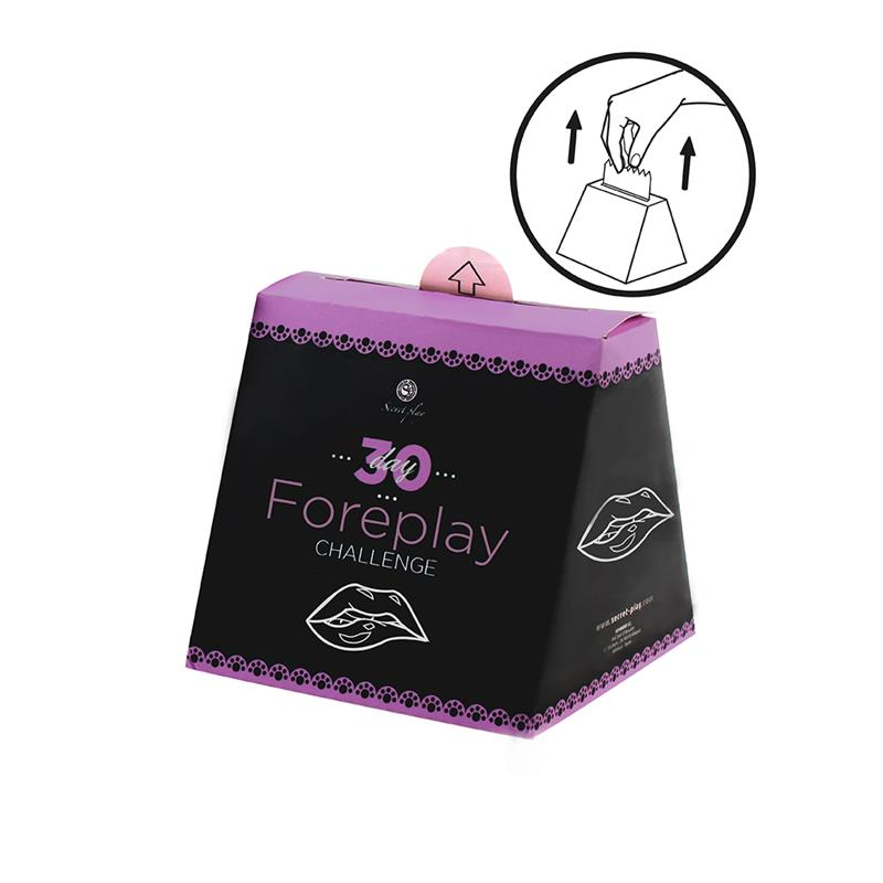 Foreplay Challenge 30 Day  (FR/PT)