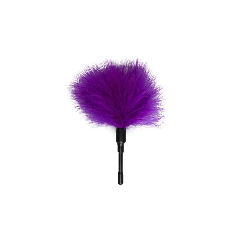 Plumas Estimuladoras Pequeñas - Pírpura de EASYTOYS #satisfactoys
