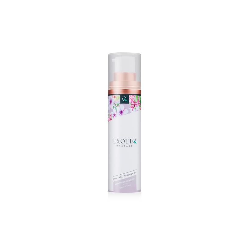 Spray de Masaje de Jazmín - 100 ml de EXOTIQ #satisfactoys