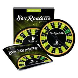 SEX ROULETTE FOREPLAY (NL-DE-EN-FR-ES-IT-PL-RU-SE)