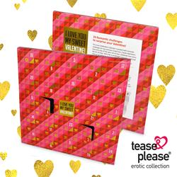 VALENTINE ADVENT CALENDAR (NL-DE-EN-FR-ES-IT-PL-R)