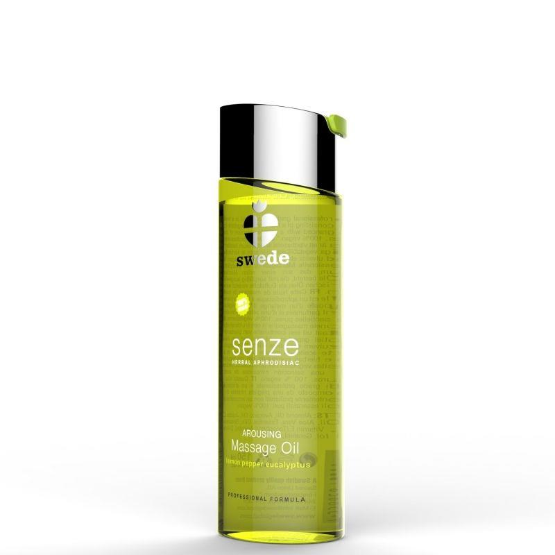 Senze Massage Oil Arousing 75 ml