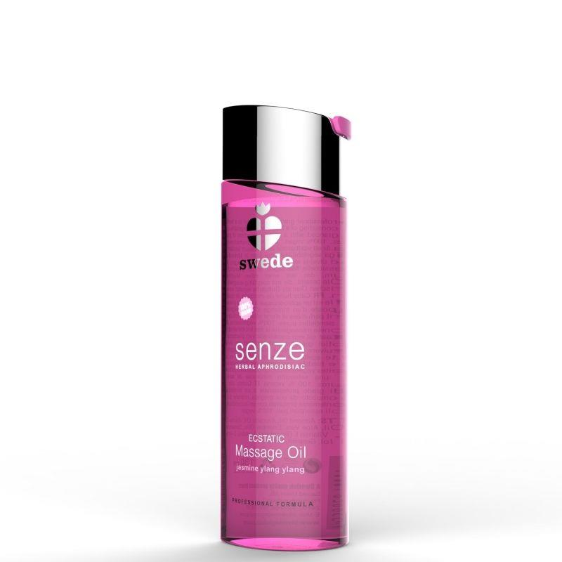 Senze Massage Oil Ecstatic 75 ml