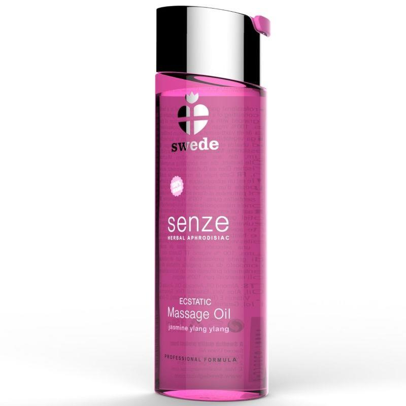 Senze Massage Oil Ecstatic 150 ml