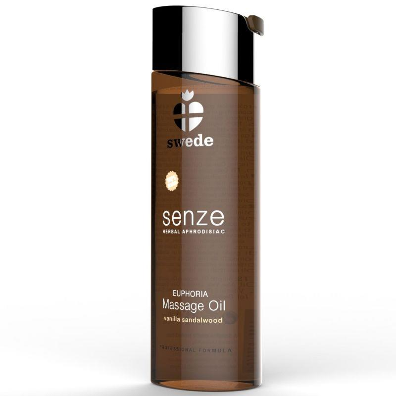 Senze Massage Oil Euphoria 150 ml