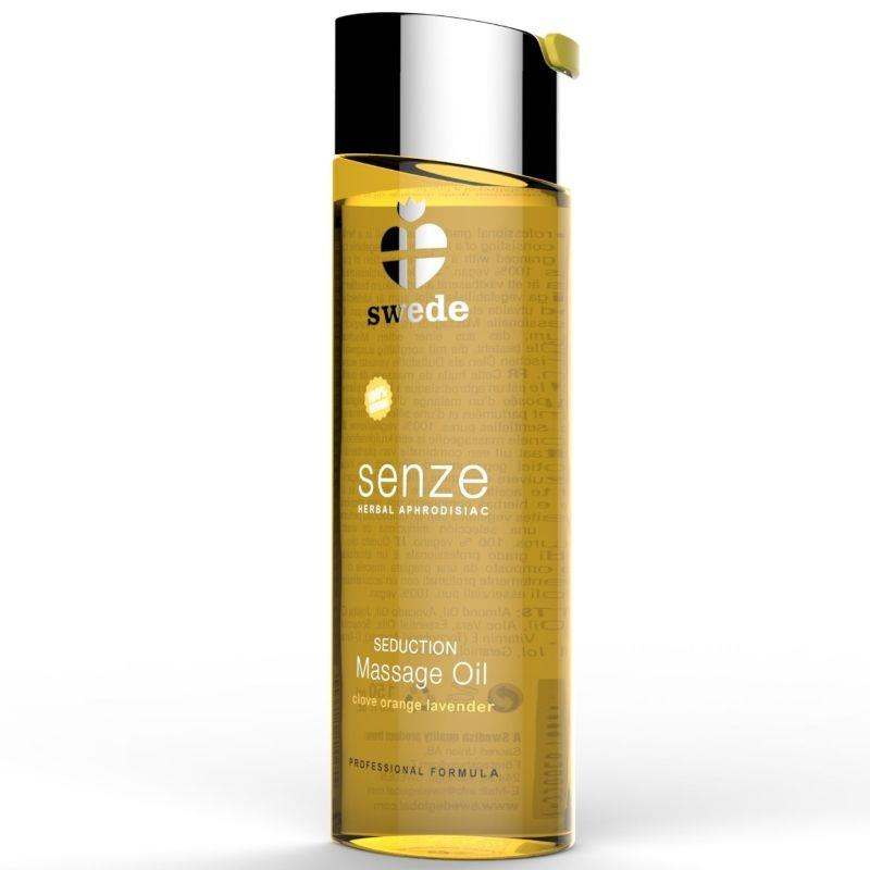 Senze Massage Oil Seduction 150 ml