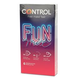 Control Fun Mix 6 uds