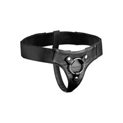 Domina Wide Band Strap On Harness