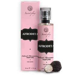PERFUME SPRAY AFRODITA, 50 ML.