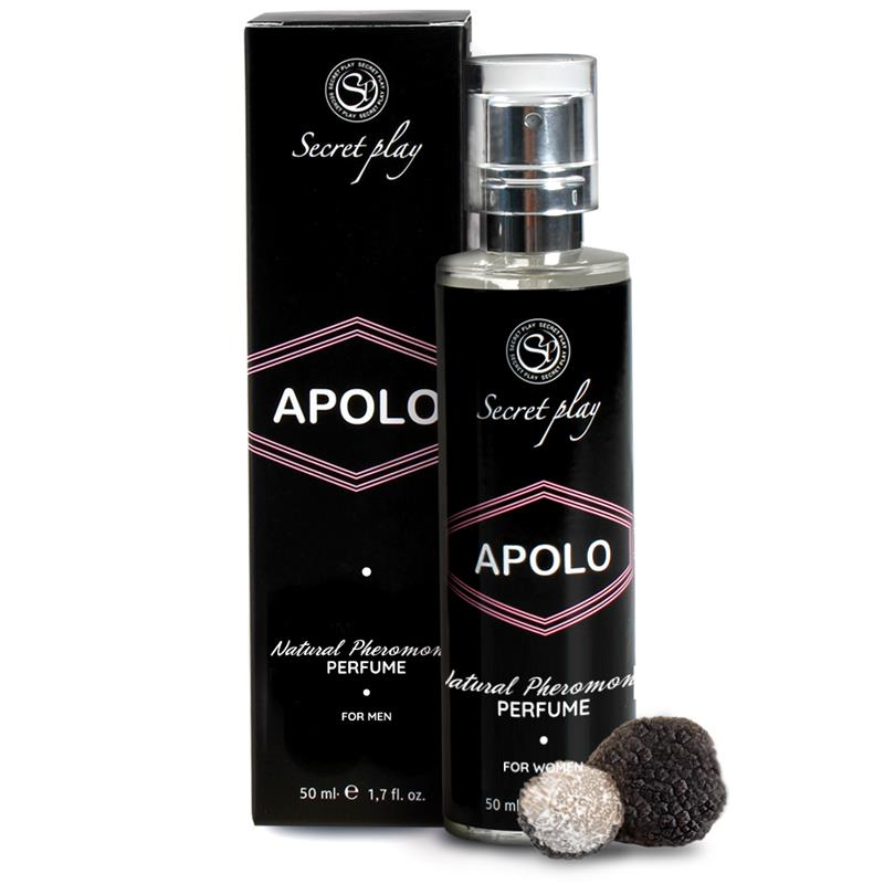 Secret Play Perfume Spray Apolo 50 ml de SECRET PLAY #satisfactoys