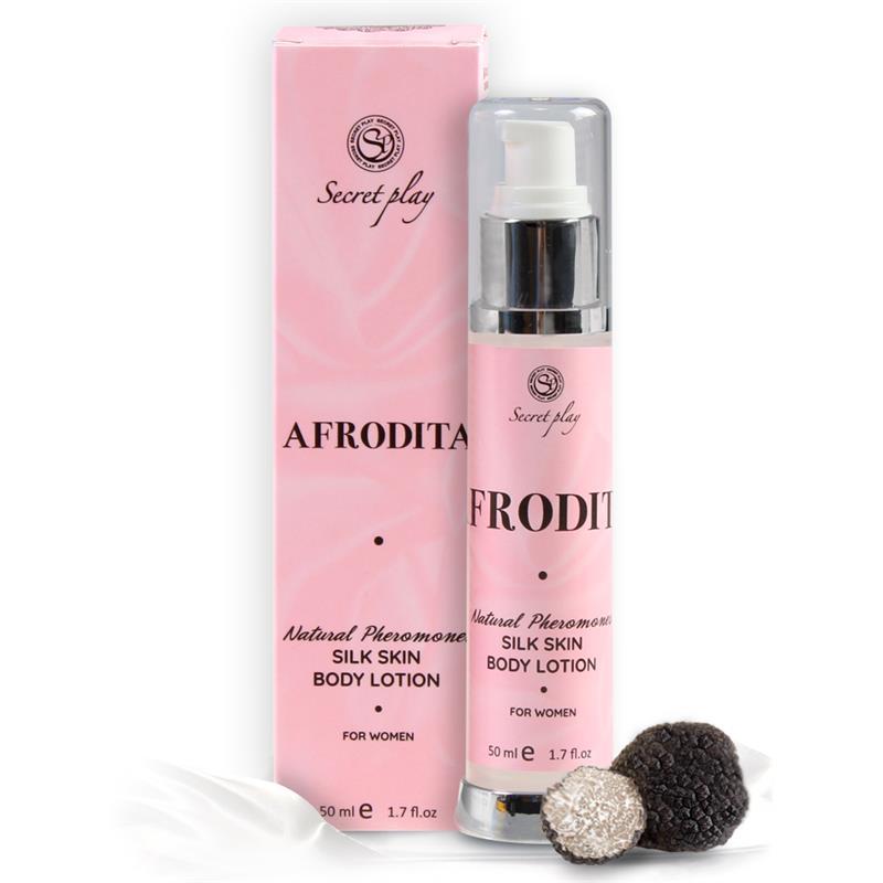 Secret Play Silkn Lotion Afrodita 50 ml