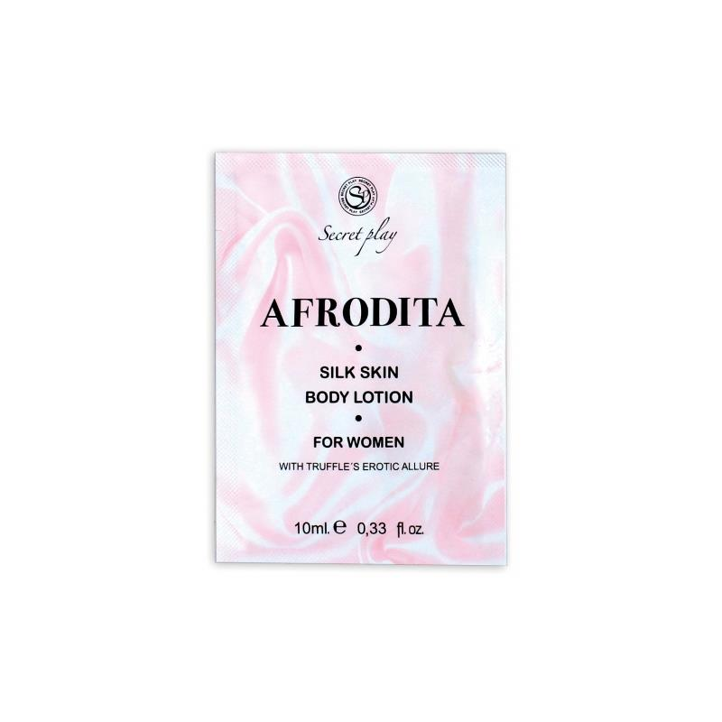 Secret Play Silk skin Afrodita Monodose, 10 ml
