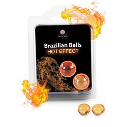 SET 2 BRAZILIAN BALLS EFECTO CALOR