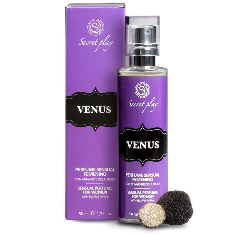 Secret Play Pheromone Perfume Venus, 50 ml