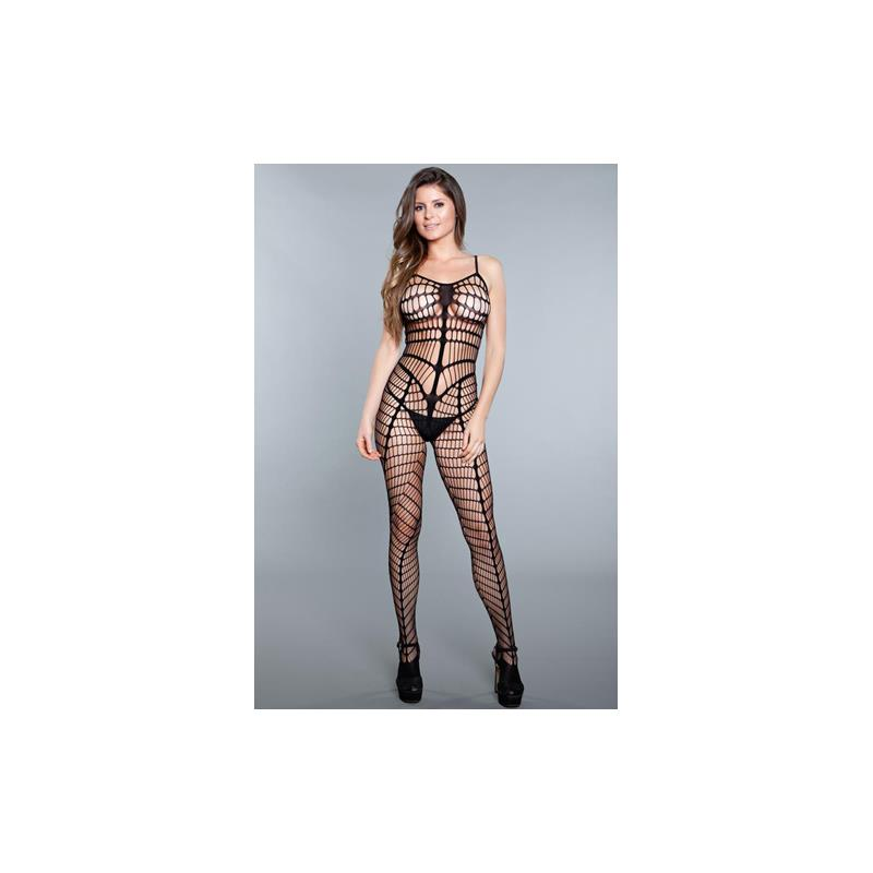 Bodystocking Learn Some New Moves de BE WICKED #satisfactoys