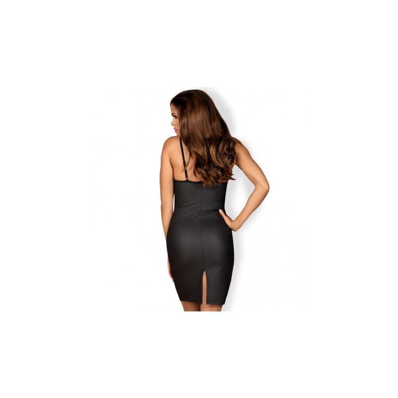 Redella Dress Black Velikost: S / M