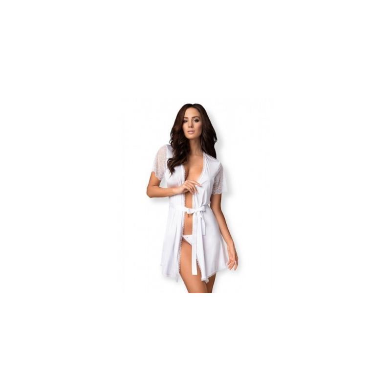 Miamor Kimono White Velikost: S / M