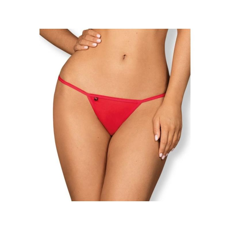 Giftella Thong Red Velikost: L / XL
