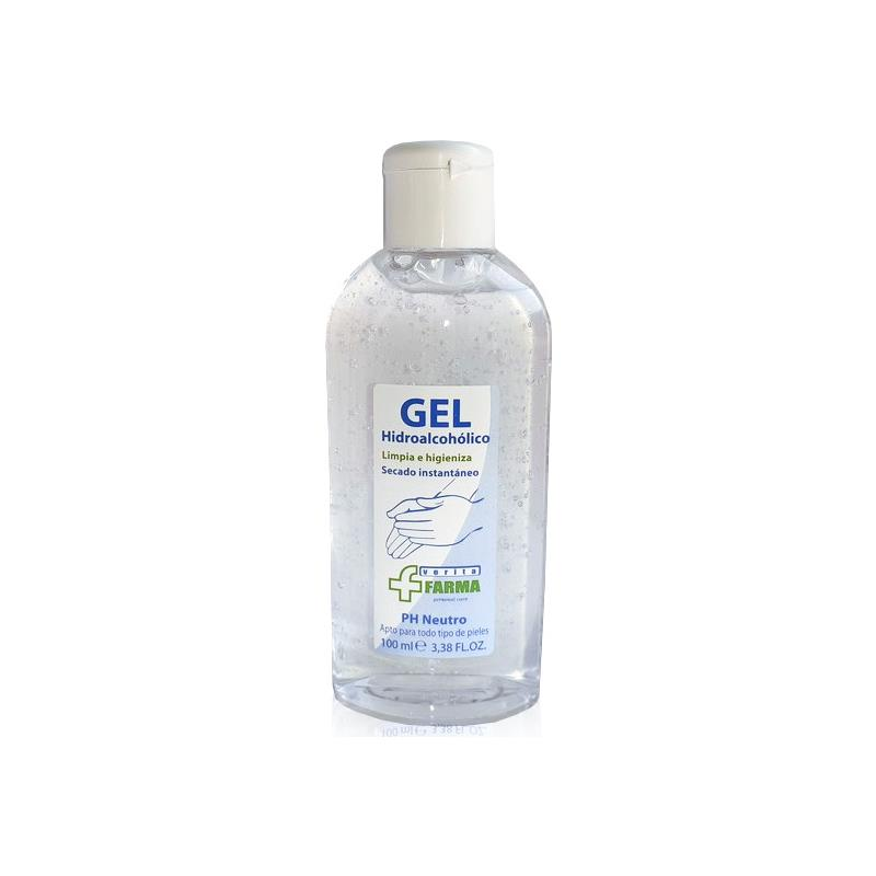 Gel Hidroalcoholico 100 ml. de LAD YAR #Satisfactoys