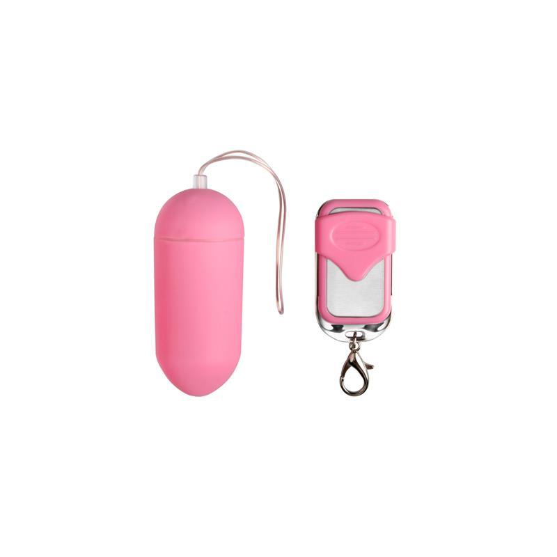 Vibrační vajíčko Remote Control 10 Functions Pink