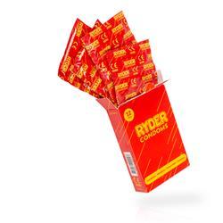 Ryder Condoms - 12 Pieces
