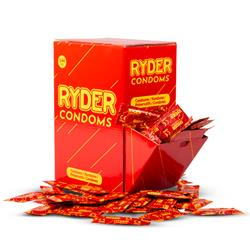 Ryder Condoms - 144 Pieces