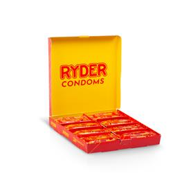 Ryder Condoms - 24 Pieces