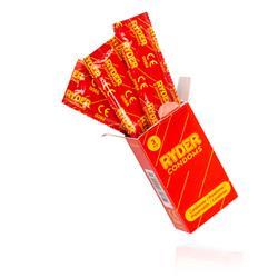 Ryder Condoms - 3 Pieces