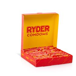 Ryder Condoms - 36 Pieces