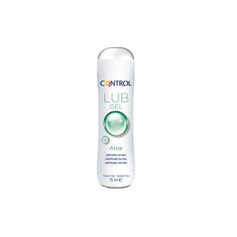 Lubricante Aloe Vera 75 ml de CONTROL #satisfactoys