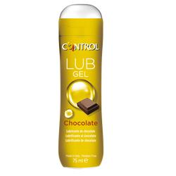 Control Lubricante Chocolate 75 ml Clave 6