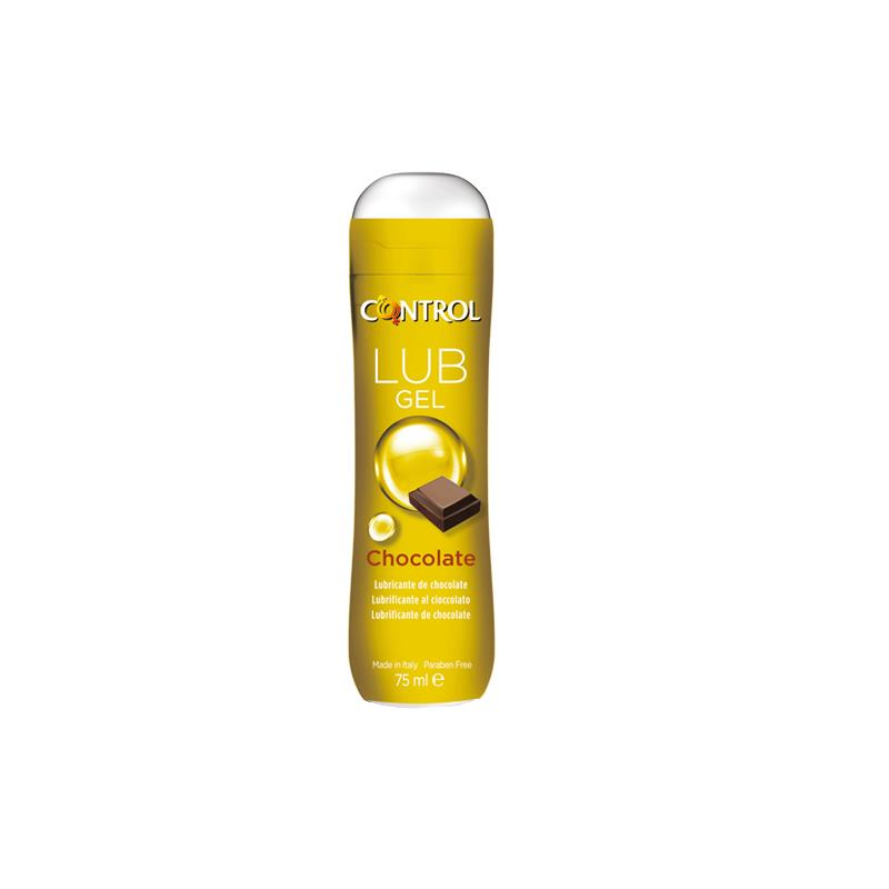 Lubricante Chocolate 75 ml de CONTROL #satisfactoys