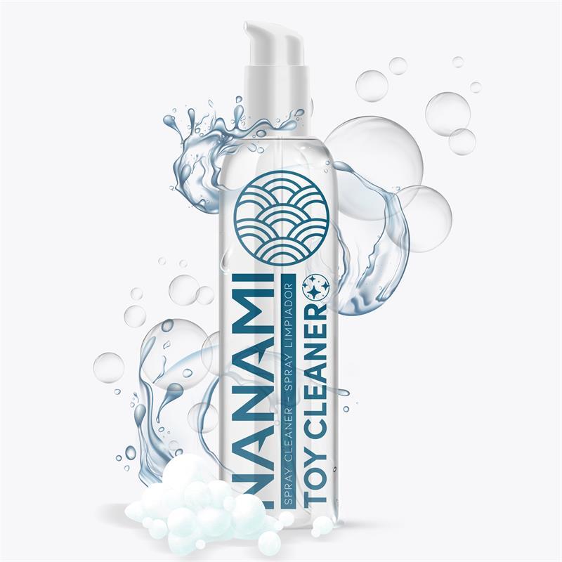 Limpiador de Juguetes en Spray 150 ml de NANAMI #satisfactoys
