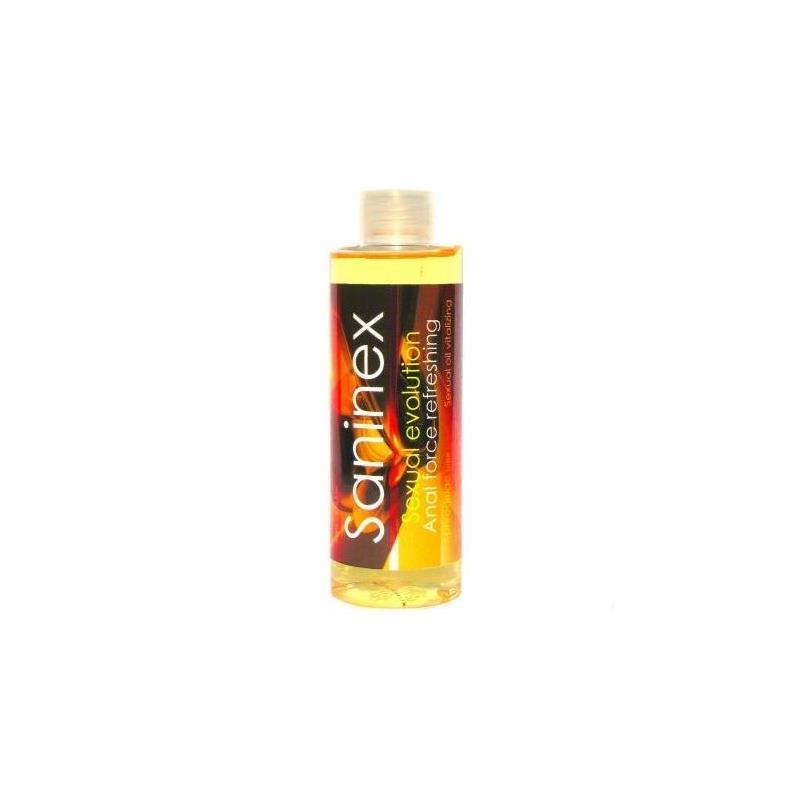 Aceite Sexual Anal Force Refreshing 200 ml de SANINEX #satisfactoys