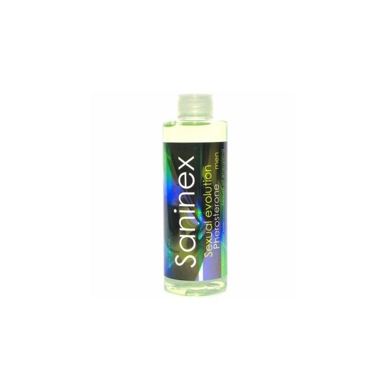 Aceite Sexual Evolution Pherosterone Men 200 ml de SANINEX #satisfactoys