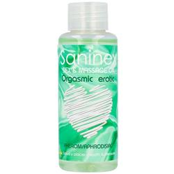 Sex & Massage Oil Orgasmic Erotic 100 ml.