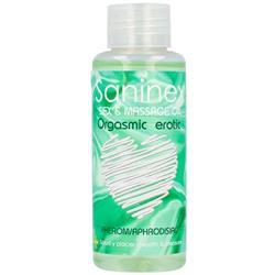 Sex & Massage Oil Orgasmic Erotic 100 ml.