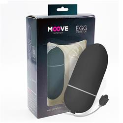 Vibrating Egg Black