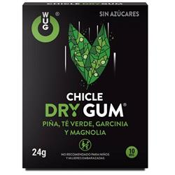 Chicle Wug Dry Gum 10 Uds. Clave 26