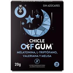 Chicle Wug Off Gum 10 Uds. Clave 26