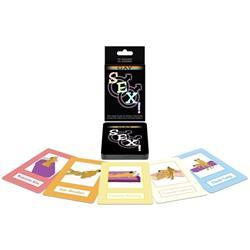 Gay Sex Card Game EN ES Clave 8