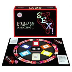 Sex Board Game EN ES Clave 6