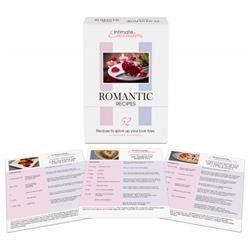 Intimate Encounters Romantic Recipes EN ES Clave 6
