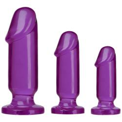 Anal Starter Kit - Purple