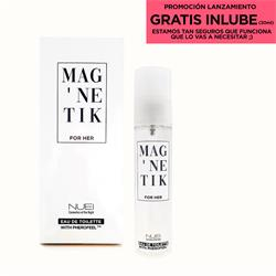 MAGNETIK for Her Parfum with Pheromones Clave 30