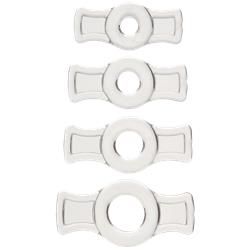 Cockring Set - Clear